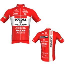 Biemme koszulka SOUDAL LEE COUGAN Race M