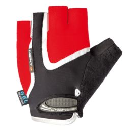 CHIBA rękawiczki Gel Air S czerwone