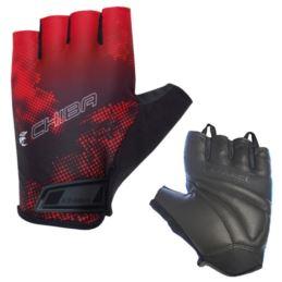 CHIBA rękawiczki RIDE II L czerwone
