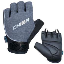 CHIBA rękawiczki LADY GEL PREMIUM L szare