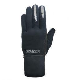 CHIBA Rękawiczki POLARTEC XP Advanced czarne XXL