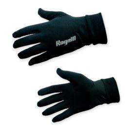 Rogelli rękawiczki biegowe OAKLAND czarne XL