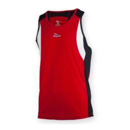 Rogelli koszulka bez rękawków DARBY XL czerwona
