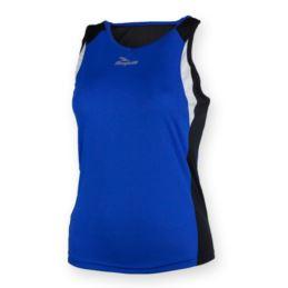 Rogelli koszulka bez rękawków ESTY L niebieska