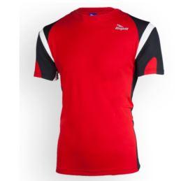 Rogelli koszulka DUTTON S czerwona