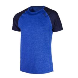 Rogelli koszulka BALATON M niebieska