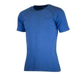 Rogelli koszulka Seamless niebieska XL