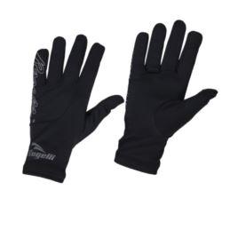 Rogelli rękawiczki biegowe TOUCH LADY czarne M