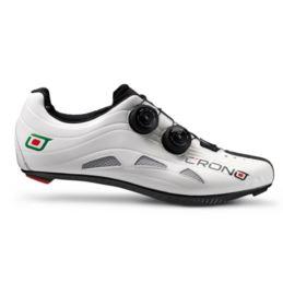CRONO buty szosowe FUTURA 2 białe 45 carbon
