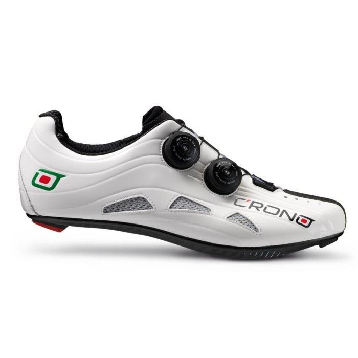 CRONO buty szosowe FUTURA 2 białe 43,5 carbon