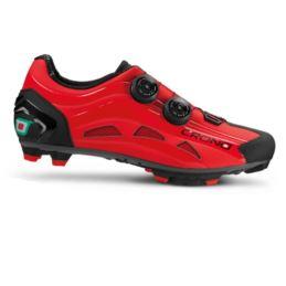 CRONO buty MTB EXTREMA 2 NEW czerwone 45 nylon
