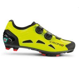 CRONO buty MTB EXTREMA 2 NEW żółte 42 nylon