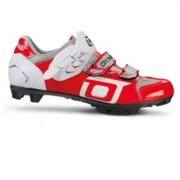 CRONO buty MTB TRACK NEW czerwone 43 nylon