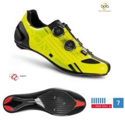 CRONO buty szosowe CR-2 żółte 41 nylon