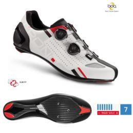 CRONO buty szosowe CR-2 białe 42 nylon
