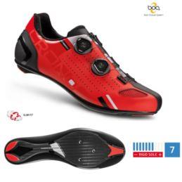 CRONO buty szosowe CR-2 czerwone 45 nylon