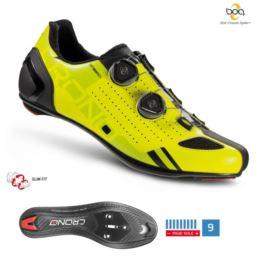 CRONO buty szosowe CR-2 żółte 42 carbon