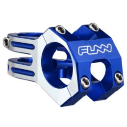 FUNN wspornik kierownicy FUNNDURO niebieski 60 mm