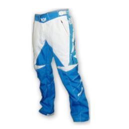 ROYAL Spodnie RACE niebiesko białe XL