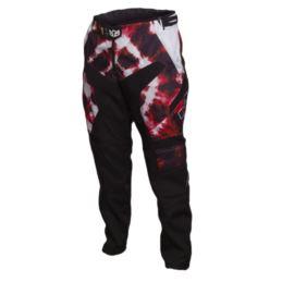 ROYAL Spodnie RACE czerwone S