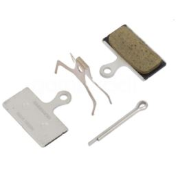 SHIMANO okładziny hamulcowe j02A-R żywiczna radiat