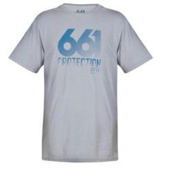 661 T-Shirt FADE Tee L błękitna