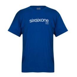 661 T-Shirt BAKER Tee S niebieska
