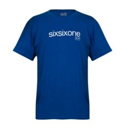 661 T-Shirt BAKER Tee L niebieska