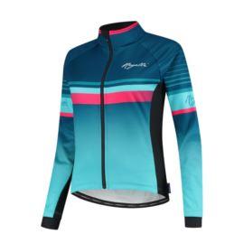 Rogelli bluza IMPRESS niebiesko różowa XS