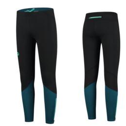 Rogelli spodnie STEEL czarno niebieskie XL
