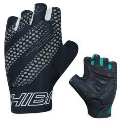 CHIBA rękawiczki ERGO czarno białe XL
