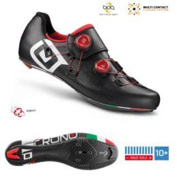 CRONO buty szosowe CR-1 czarne 43 carbon