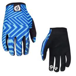 661 Rękawice COMP DAZZLE niebieskie L