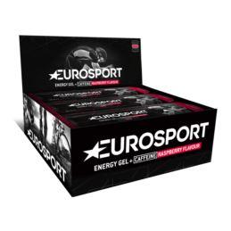 EUROSPORT Żel Malina + kofeina 40g 20 sztuk