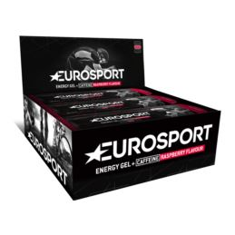 EUROSPORT Żel Malina + kofeina 40g