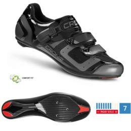 CRONO buty szosowe CR-3 czarne 45 nylon