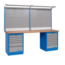 UNIOR Modułowy stół warsztatowy A10 2,5m