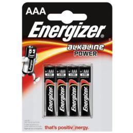 Baterie LR03 ENERGIZER AAA blister 4 sztuki