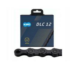 KMC Łańcuch DLC 12 126 ogniw czarny BOX