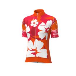 Biemme koszulka OLIMPIA pomarańczowa L