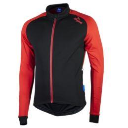 Rogelli koszulka dł. rękaw CALUSO 2.0 3XL czerwona