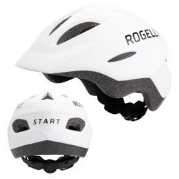 Rogelli kask dziecięcy START biały L/XL