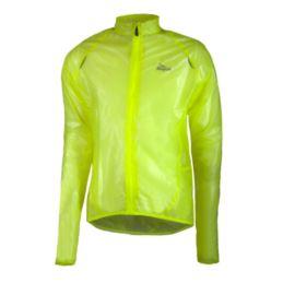 Rogelli kurtka CROTONE drytek żółta XL