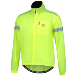 Rogelli kurtka CLOUD żółta XL