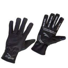 Rogelli rękawiczki ANGON czarne XL