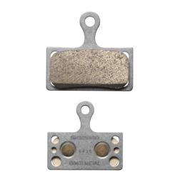 SHIMANO okładziny hamulcowe G04Ti metaliczne