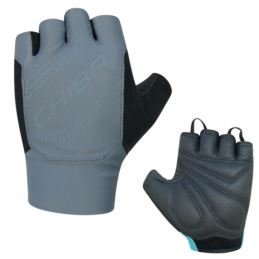 CHIBA rękawiczki CHINOOK szare S