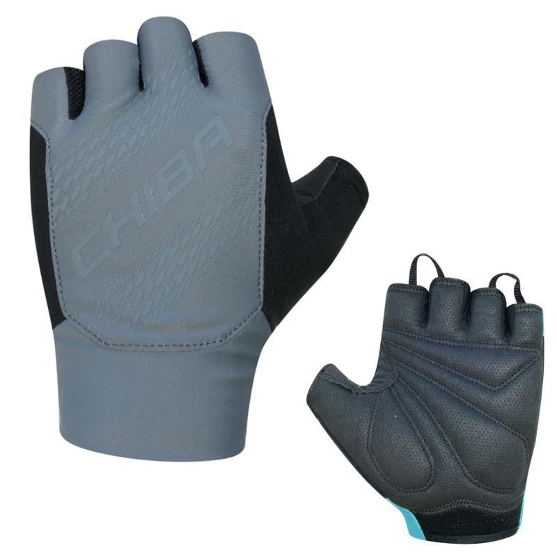 CHIBA rękawiczki CHINOOK szare XL